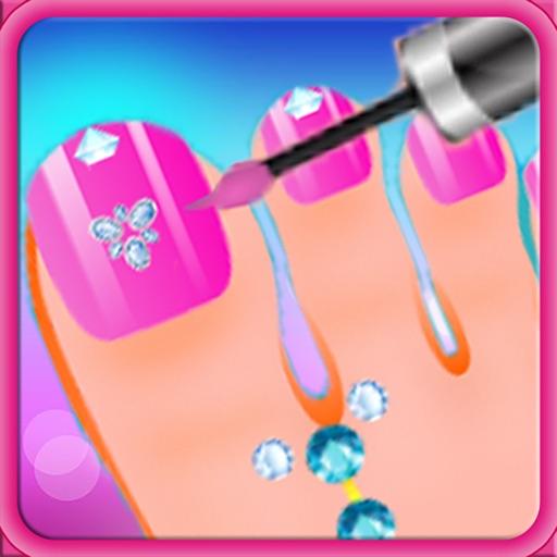 Beauty Toe Nail Salon Makeover