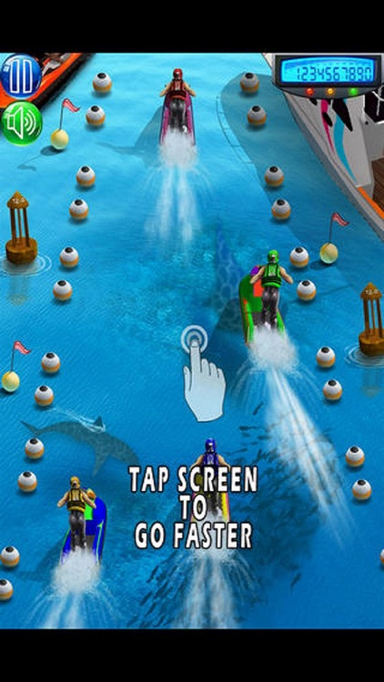 Ski Boat Racing Championship screenshot-1