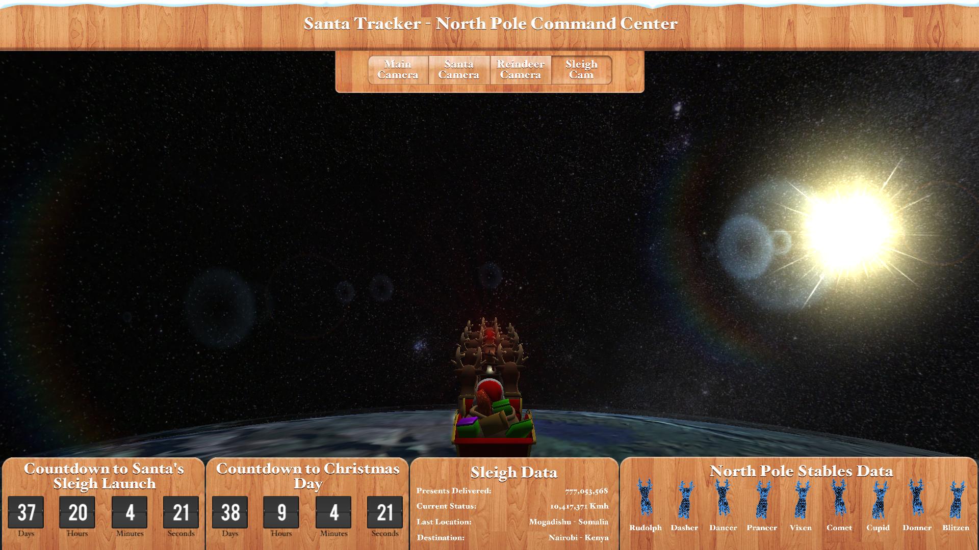Santa Video Call & Tracker™ screenshot 12