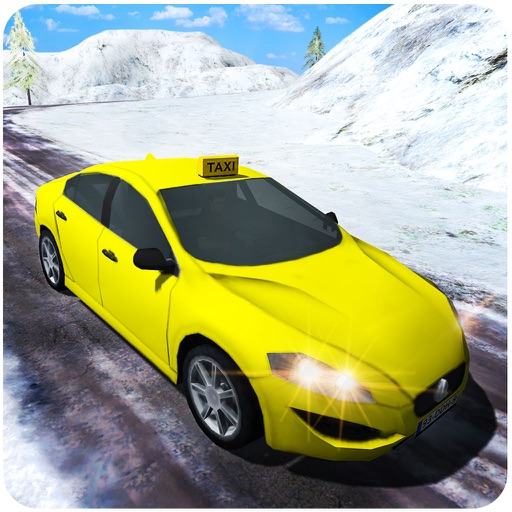 Hill Station Taxi Driver Simulator 3D