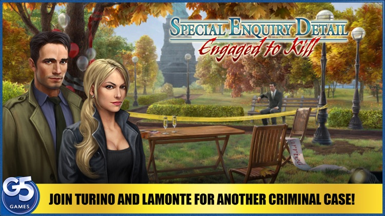 Special Enquiry Detail: Engaged to Kill® screenshot-0