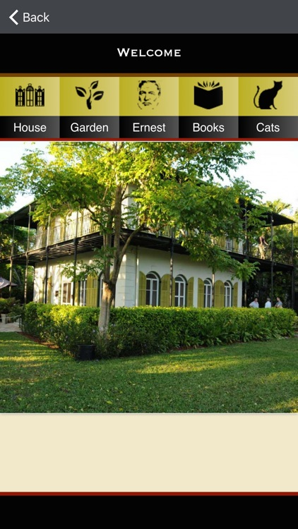 Hemingway Home App