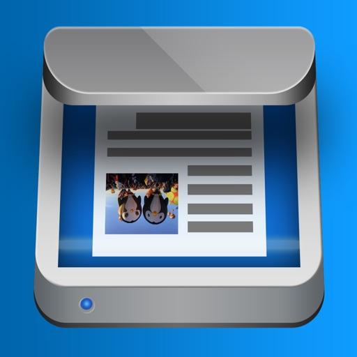Scanner+ Pro: a Document to PDF & JPG scanner