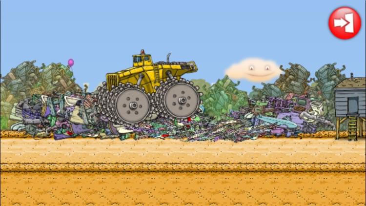 Garbage Truck: Bulky Trash Pick Up screenshot-4