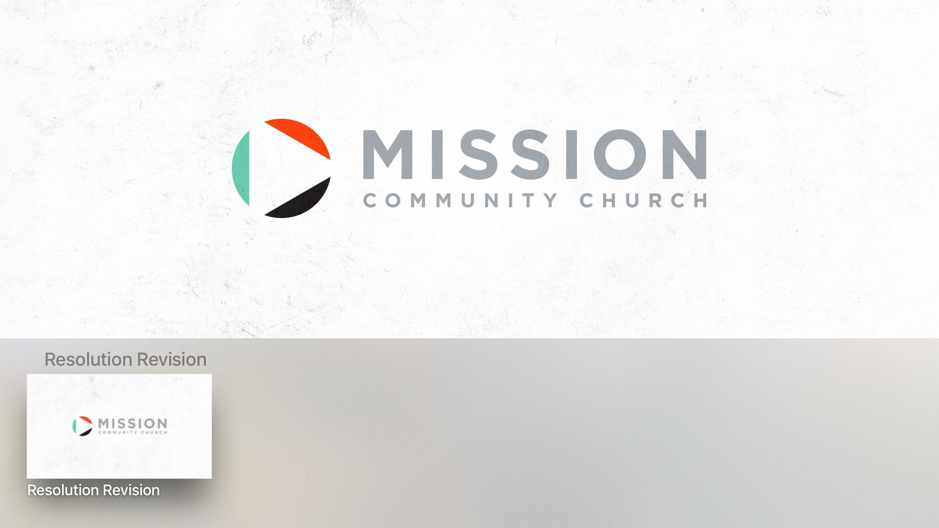 MISSION Community Church screenshot 8