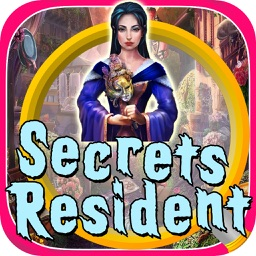 Hidden Objects:Mystery of Secret Residence