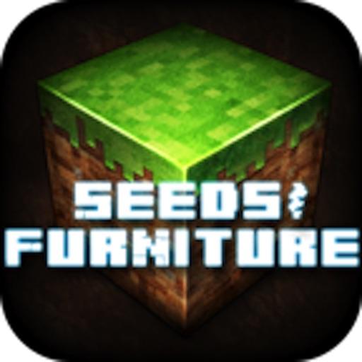 Seeds & Furniture for Minecraft - MCPedia Pro Gamer Community! iOS App
