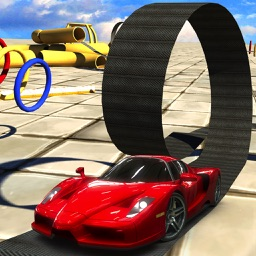 Off Road Crazy Car Stunt Racing Games