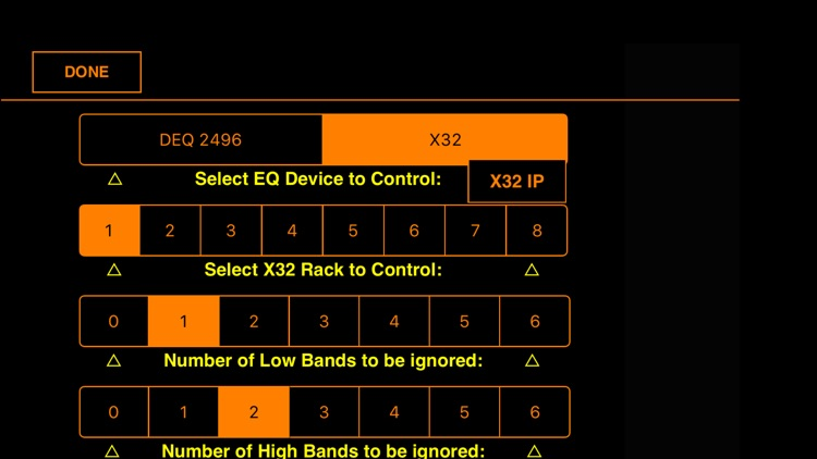 X32 iEQ screenshot-4