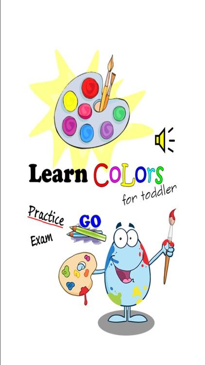 Learn Colors Kindergarten