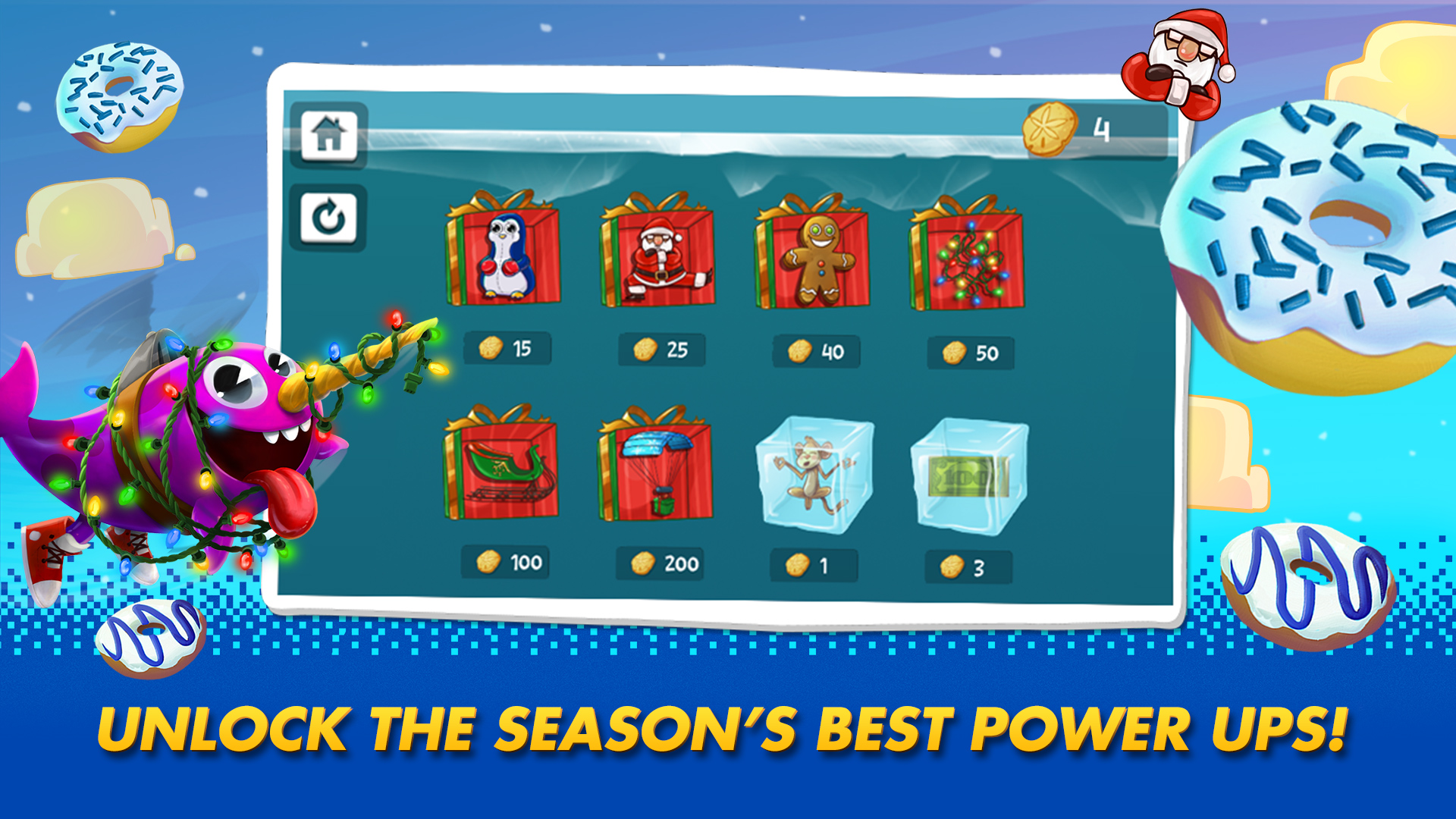 Sky Whale - a Game Shakers App screenshot 15