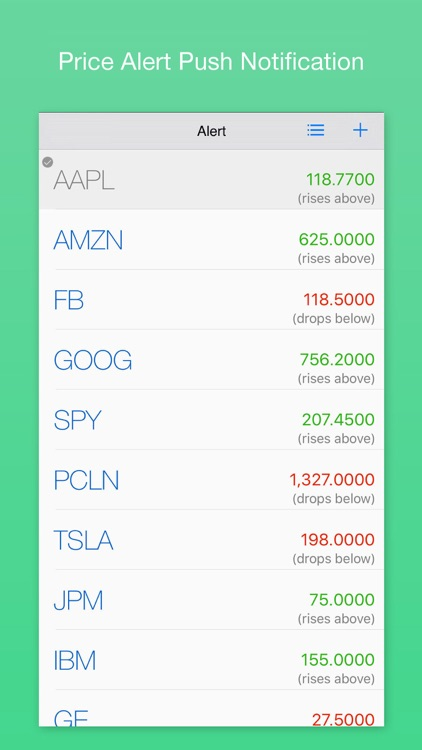 Watchlist Pro: Real-Time Stock and Options Tracking screenshot-3