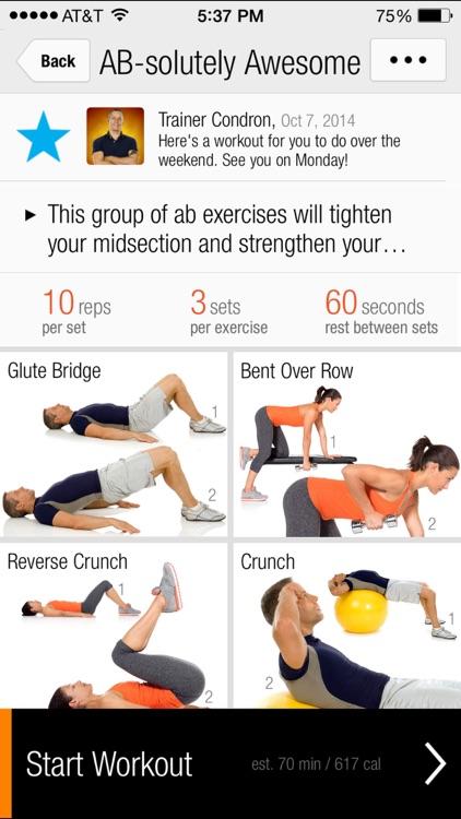 FitnessBuilder screenshot-3