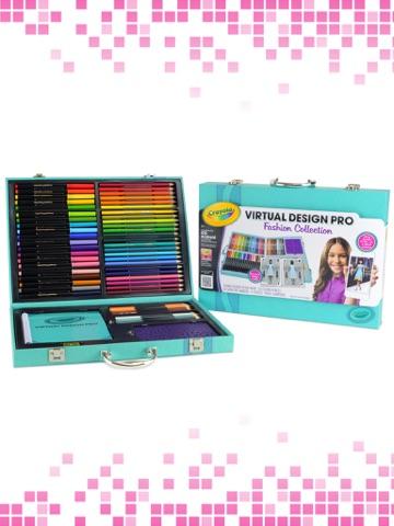 Crayola My Virtual Fashion Show App Price Drops