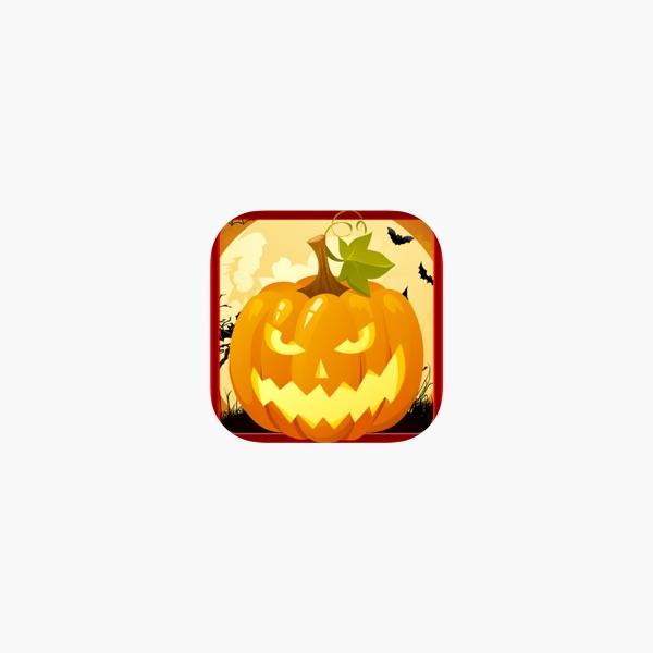 Halloween Party Maker calabaza en App Store
