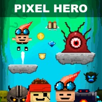 Codes for Pixel Hero Jumping Games - Jetpack Heroes Adventure Quest with Jump Shooting Survival Hack