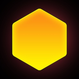Hexagon Master - 10/10 Swap circle color to change sky, switch and roll the ball
