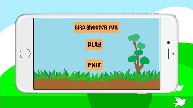 Bird Shooter Fun - The amazing bird hunting mini game play for kids, game for IOS