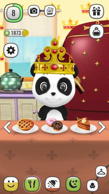 My Talking Panda - Virtual Pet screenshot-3