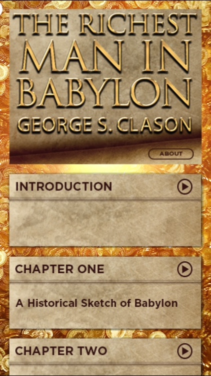 The Richest Man In Babylon Audiobook App by George Samuel Clason