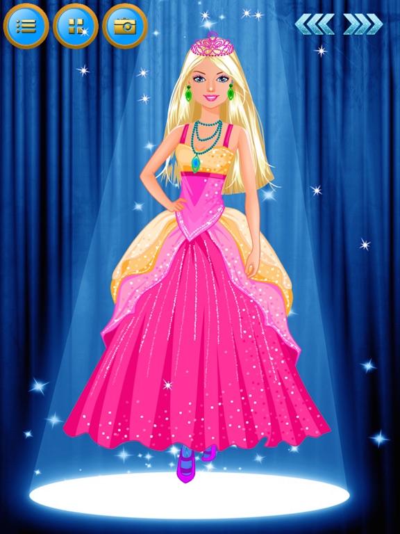 Princess Beauty Salon , Spa, Makeover, Dressup - free girls game.のおすすめ画像4