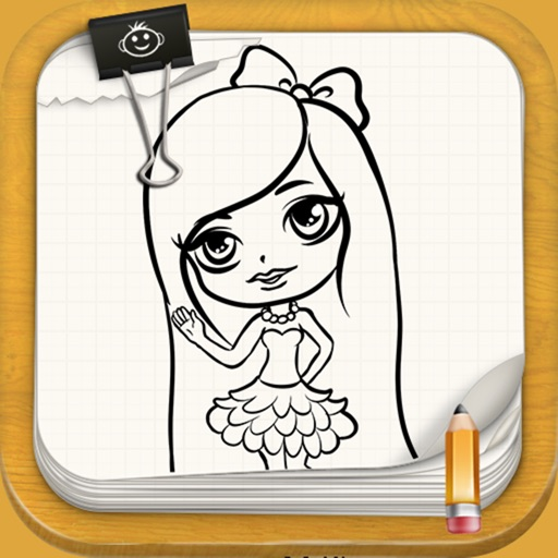 Learn To Draw For Barbie Styles