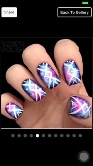 Acrylic Nail Designs: Collection of Acrylic Nails & Manicure