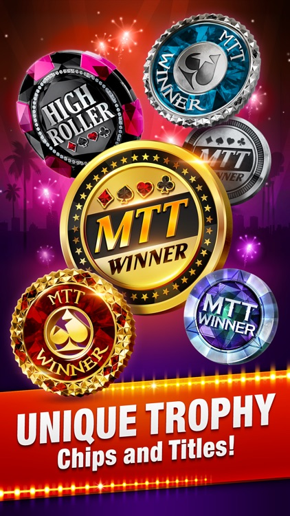 Texas Holdem Poker VIP screenshot-4