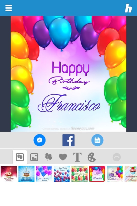 Happy Birthday Card Maker Online Hack Tool