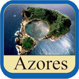 Azores Island Offline Map Travel Guide