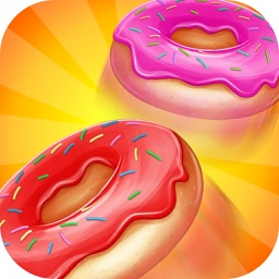 Donut Cookie Splash