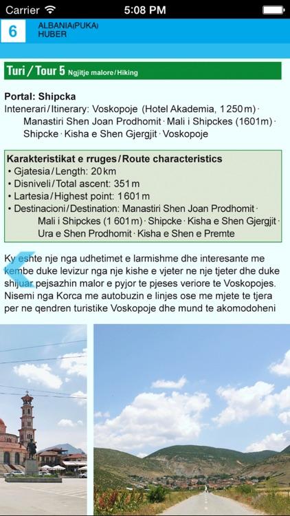 Puka. Tourist map screenshot-4