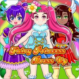 Fairy Princess Dress Up Game