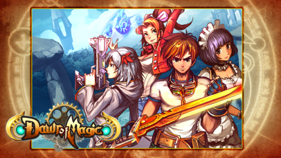 Dawn of Magic Screenshot on iOS