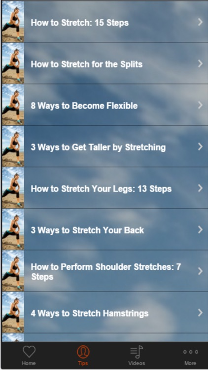Stretching Exercise - Learn Flexibility Exercises for the Entire Body