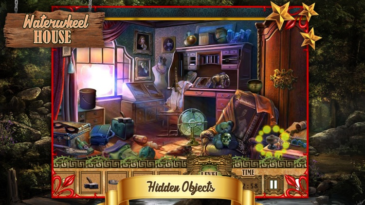 Water Wheel Ultimate Hidden Fun screenshot-3