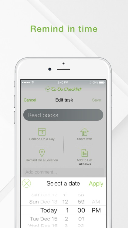 To Do Checklist - Share Tasks & Location Reminders screenshot-3