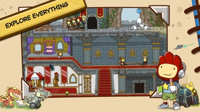 Scribblenauts Unlimited app image