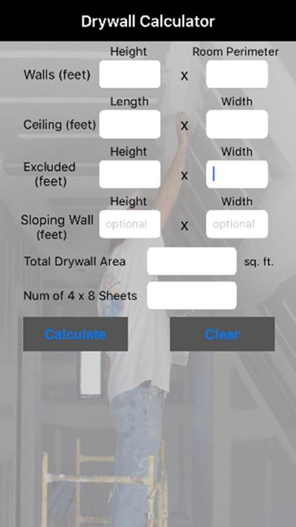 Drywall Calculator