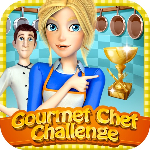 Gourmet Chef Challenge - Around the World - A Hidden Object Adventure icon