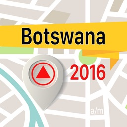 Botswana Offline Map Navigator and Guide
