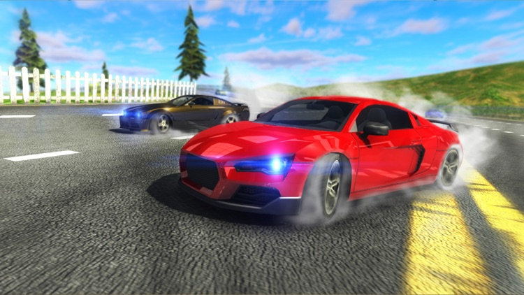 Fast Lane Car Racer