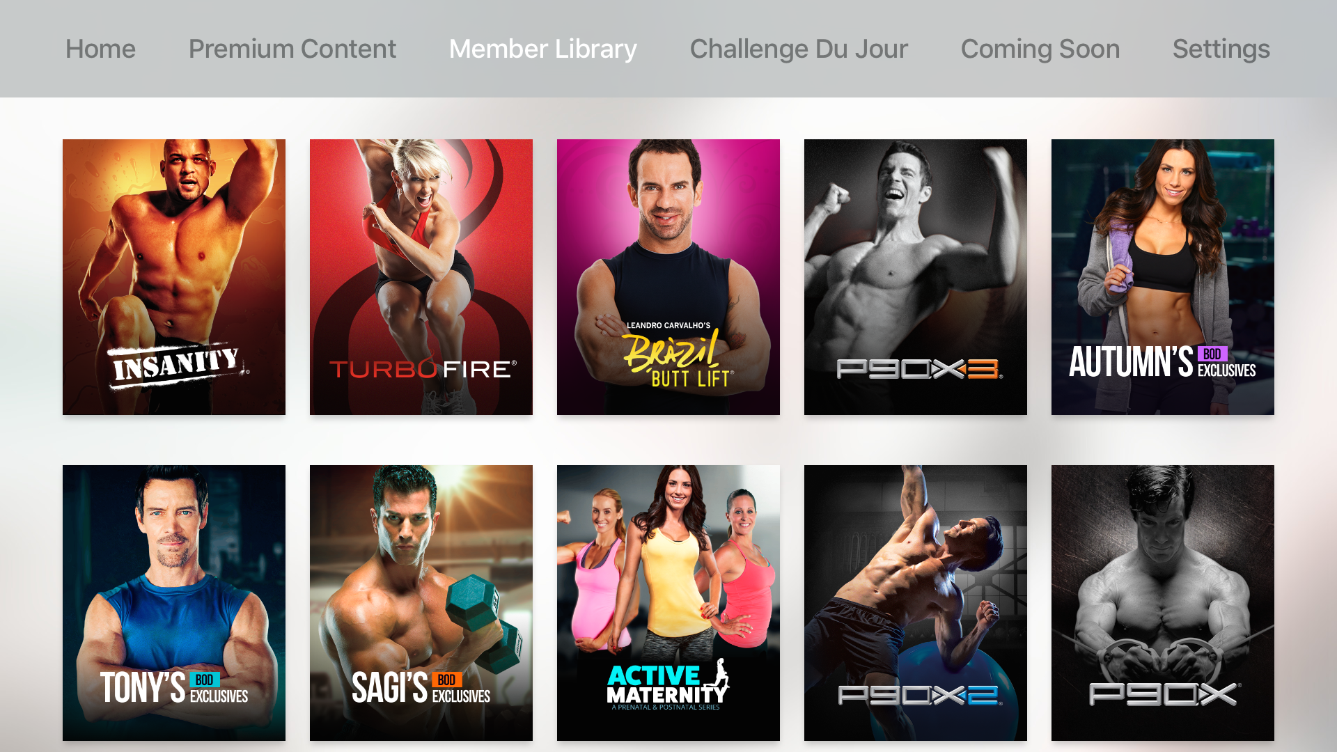 Beachbody® On Demand screenshot 17