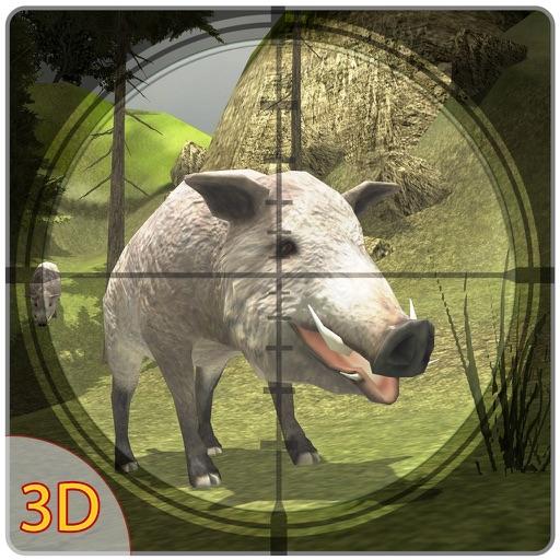 Кабан охотник симулятор - стрелять животных в стрельбе симулятор