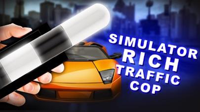 Simulator Rich Traffic Cop