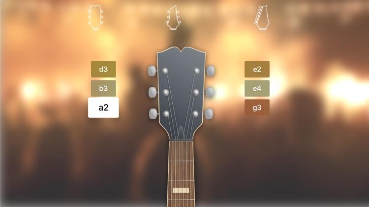 Electric Guitar Tune