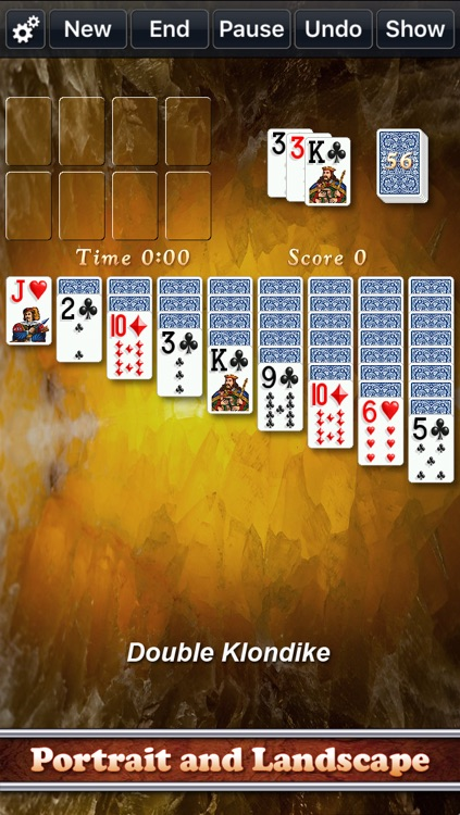 Solitaire City Classic screenshot-1