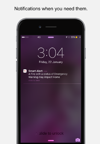 Smart Alert screenshot 3