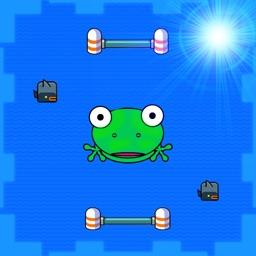 Slosh Splash Pong-Frog