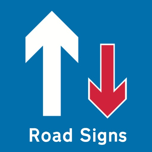 Learn UK Road Signs Flashcards